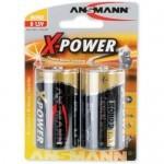 BAT ANS ALKALNA X-POWER LR20