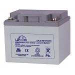 Leoch LPL12-45 12V 45Ah AGM svinčen akumulator