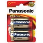 Panasonic Lr20 Pro Power D 1.5V baterije