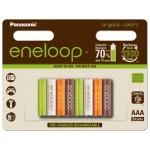eneloop Panasonic Organic AAA (8 kosov)
