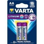 Varta AA Professional Lithium 1.5V litijeva baterija