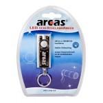 Arcas LED obesek za ključe