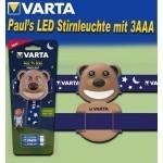 Varta Bear otroška naglavna svetilka