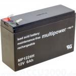 Multipower MP1224H 12V 6Ah
