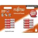 Fujitsu LR03 AAA alkalne baterije (8 set)