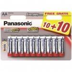 Panasonic Everyday Power AA LR06 - 20 kos