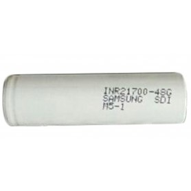 INR21700 Samsung 3.7V 4800 mAh Li-Ion baterija