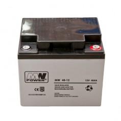 MW 12V 40Ah svinčen akumulator