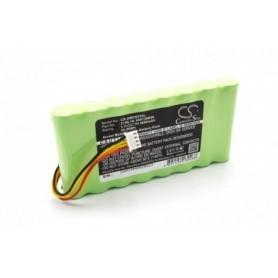 Baterija za AMC 8333 CA6550 9.6V 3600 mAh NiMh