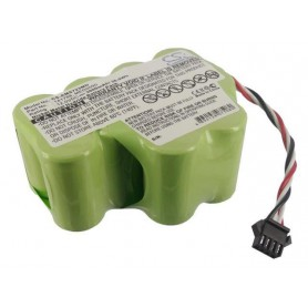 Baterija za Alaris 7101 12V Ni-Mh, 3000 mAh