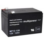 Multipower MP12-12B
