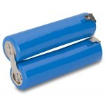 Baterija za Gardena Accu4 Akku4 Edging 4,8V 3000mAh