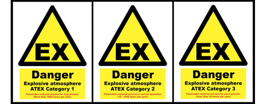 EX (ATEX) svetilke