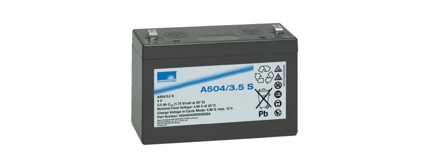 4V akumulatorji