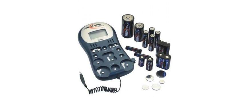 Testerji baterij