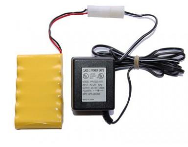 Polnjenje Ni-Cd baterij