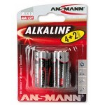 Ansmann AAA 1.5V RED 4+2