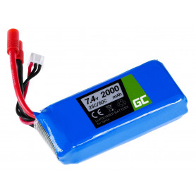 Baterija za Syma X8C X8G X8HC X8HG X8HW X8W 7.4V 2000mAh