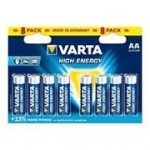 Varta AA LR06 8 pack