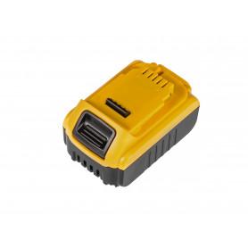 Baterija za DeWalt DCB140 DCB141 DCB142 DCB140-XJ DCB141-XJ 14.4V 3Ah