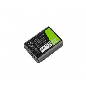 Baterija LP-E10 za Canon EOS Rebel T3, T5, T6, Kiss X50, Kiss X70, EOS 1100D, 1200D, 1300D 7.4V 1100mAh