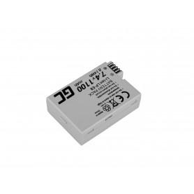 Baterija LP-E8 za Canon EOS Rebel T2i, T3i, T4i, T5i, EOS 600D, 550D, 650D, 700D, Kiss X5, X4, X6 7.4V 1100mAh