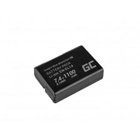 EN-EL14 Baterija za Nikon D3200, D3300, D5100, D5200, D5300, D5500, Coolpix P7000, P7700, P7800 7.4V 1100mAh