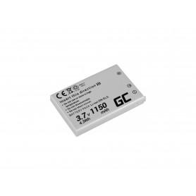 Baterija EN-EL5 za Nikon Coolpix P100, P500, P530, P520, P510, P5100, P5000, P6000, P90, P80 3.7V 1150mAh