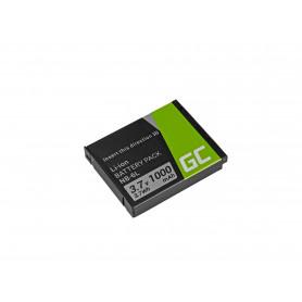 Baterija NB-6L/6LH za Canon PowerShot SX510 HS, SX520 HS, SX530 HS, SX600 HS, SX700 HS, D30, S90, S120 3.7V 1000mAh