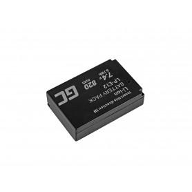 LP-E12 Baterija za kamero za Canon EOS M100, EOS100D, EOS-M, EOS M2, EOS M10, Rebel SL1 7.4V 820mAh