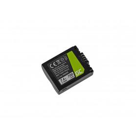 DMW-BMA7/CGA-S006 baterija za kamero za Panasonic DMC FZ35, FZ7, FZ8, FZ18, FZ30, FZ50 7.4V 700mAh