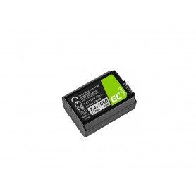 FW50 Baterija za kamero za Sony Alpha A7, A7 II, A7R, A7R II, A7S, A7S II, A5000, A5100, A6000, A6300, A6500 7.4V 1050mA