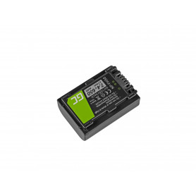 NP-FH50 Baterija za kamero za Sony DCR-HC45, DCR-SR300E, DCR-SR70, DCR-SX50E 7.4V 650mAh