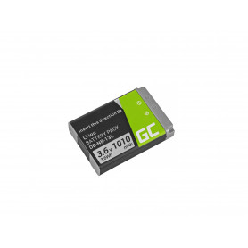 NB-13L Baterija za kamero za Canon PowerShot G5 X, G7 X, G7 X Mark II, G9 X, SX620 HS, SX720 HS, SX730 HS 3.6V 1010mAh