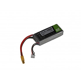 RC Baterija 1500mAh 11.1V