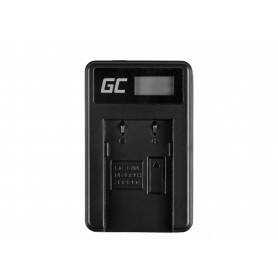 Baterija NB-2L / NB-2LH i Ładowarka CB-2LW ® do Canon PowerShot G7 G9 S70 S80 R100 R11 Canon Elura 85 90 7.4V 800mAh