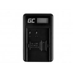 Baterija BP-511 in polnilnik CB-5L za Canon EOS 5D, 10D, 20D, 30D, 50D, D30, 300D, PowerShot G1, G2 7.4V 1600mAh