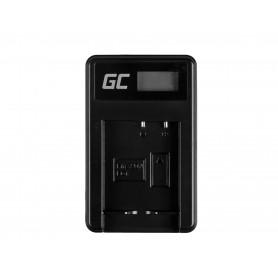 Baterija NP-BG1/NP-FG1 in polnilnik BC-CSG ® za Sony DSC H10, H20, H50, HX5, HX10, T50, W50, W70 3.7V 1100mAh