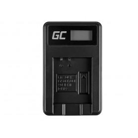 Baterija Li-50B in polnilnik Li-50C za Olympus SZ-15, SZ-16, Tough 6000, 8000, TG-820, TG-830, TG-850 3.7V 770mAh