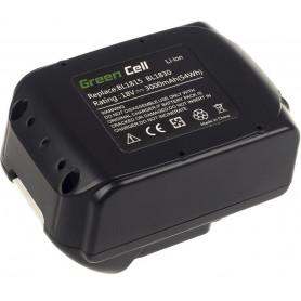 Power Tool Baterija za Makita BL1830 194204-5 SAMSUNG Cells 18V 3Ah