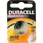 Duracell CR2032 3V / 180 mAh