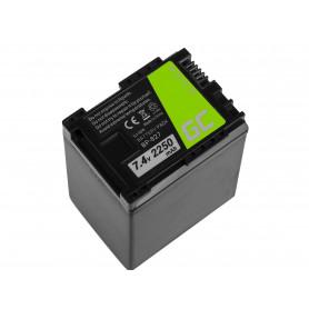 Baterija za kamero za Canon VIXIA HF G10 HF G20 HF M30 HF M3 HF M32 HF M40 HF M300 XA10 7.4V 2250mAh