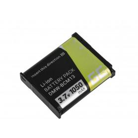 Baterija za kamero za Panasonic Lumix DMC-FT5 DMC-TS5 DMC-TZ40 DMC-TZ60 DMC-ZS30 DMC-ZS40 DMC-ZS50 3.7V 1050mAh