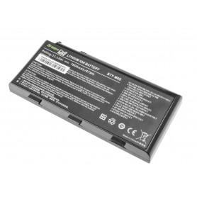 PRO Baterija za MSI GT60 GT70 GT660 GT680 GT683 GT780 GT783 GX660 GX680 GX780 / 11,1V 6600mAh