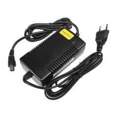 Polnilec 54.6V 1.8A (RCA) za Električna kolesa 48V