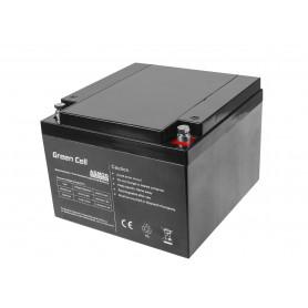 AGM akumulator 12V 26Ah