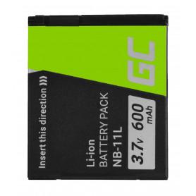 Baterija NB-11L in polnilec CB-2LD ® za Canon IXUS 125 HS 285 HS PowerShot A2300 PowerShot ELPH