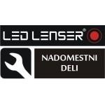 Led Lenser MT7 - stikalo + nosilec baterij