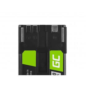 Baterija BP-80 BP-941 BP-945 za Canon DM-XL1, ES5000, XL1 7.2V 6000mAh
