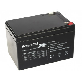AGM Baterija 12V 12Ah